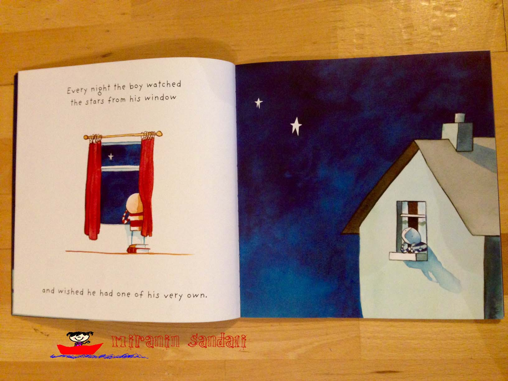 oliver jeffers how to catch a star pdf
